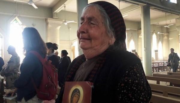 مسؤول مؤسسة مدنية مسيحية : مقبرة جماعية لمسيحيين من ضحايا داعش داخل مدرسة  بأيمن الموصل