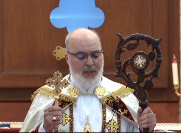 """مراسم تنصيب قداسة البطريرك مار آوا الثالث، بطريركاً على كنيسة المشرق النسطورية      عشتارتيفي كوم/     """"ليس أنتم اخترتموني بل Articles_image3220210915071628Zsd8"""