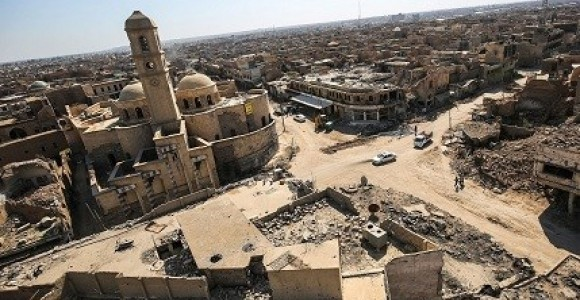 ISIS destroyed thousands of Christian homes, ruined 120 religious sites in Mosul