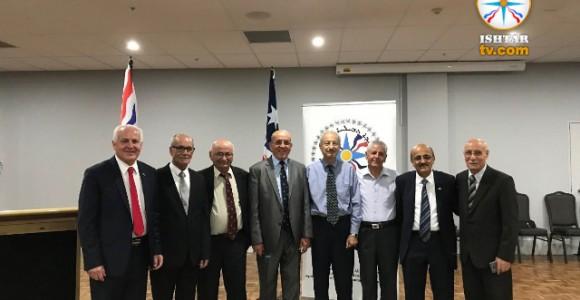 The Assyrian Universal Alliance-Australian Chapter and the Assyrian Australian National Federation are celebrating Christmas
