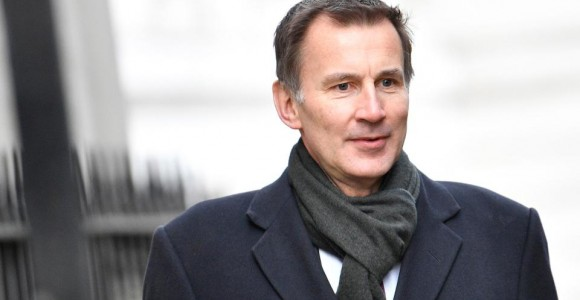JEREMY Hunt yesterday warned political correctness has harmed efforts to fight Christian persecution around the world