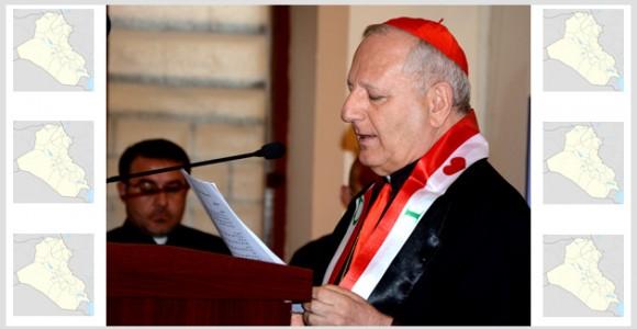 Patriarch of the Chaldean Church:
