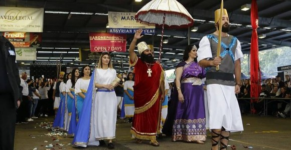 Assyrians in Sydney celebrating more than just 6769 years of Assyrian history