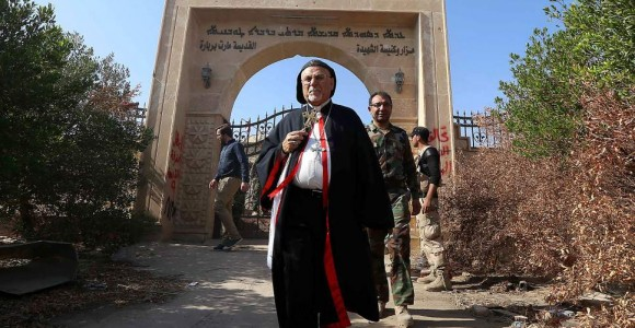 Easter in Iraq: Christians are tentatively moving back home after Isis – but many stay away