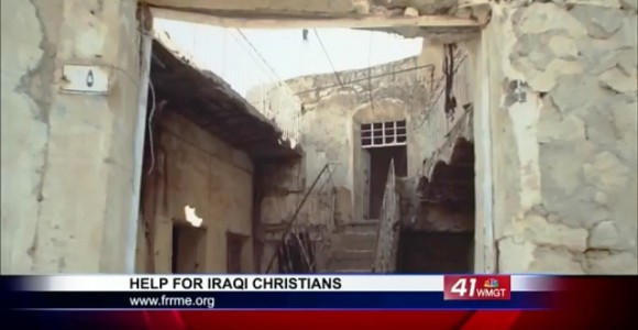 FOUNDATION HELPS IRAQI CHRISTIANS WHO WANT TO RETURN HOME