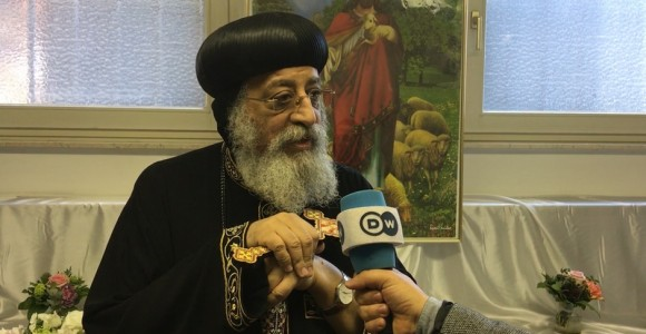 Coptic pope: Displacing Christians is bad for Middle East, Europe