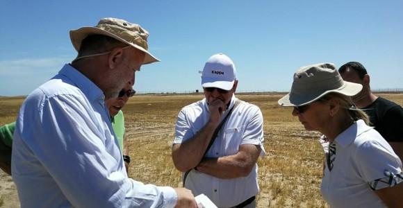 Slovak archaeologists found gemstones of Old Christian community in Kuwait