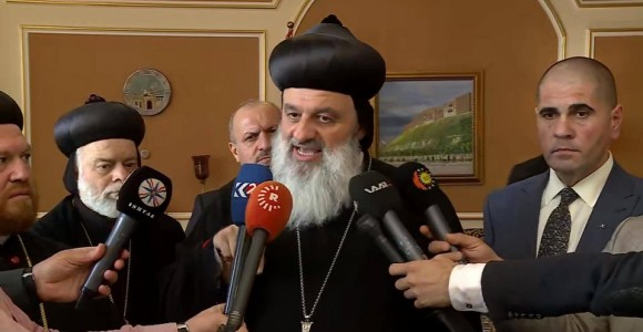Christian leader calls for improved security in Iraq to facilitate return of IDPs to their areas