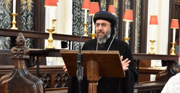 Archbishop Angaelos: Christian martyrdom is happening today in the Middle East
