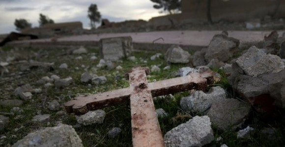 Report: Over 120 churches damaged by war in Syria since 2011