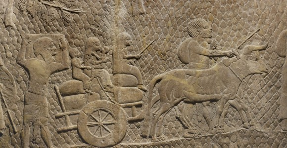 What felled the great Assyrian Empire? Team weighs in
