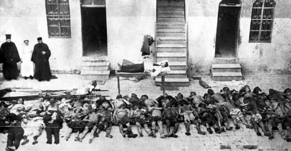 Syriacs press Europe to recognise 1915 Sayfo genocide by Ottoman-Turkish forces