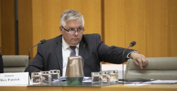 Australian Senator Rex Patrick supports recognition of Armenian, Assyrian and Greek Genocides
