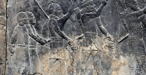 August 10 612 BC: Nineveh, the Largest City in the World, Fell