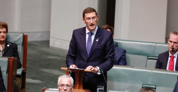 Julian Leeser MP calls for Australian recognition of Armenian, Assyrian and Greek Genocides