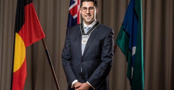Cr Joseph Haweil re-elected as Mayor of the City of Hume in Australia