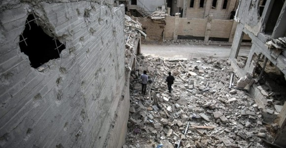 Middle East Persecution Rises, Says New Report