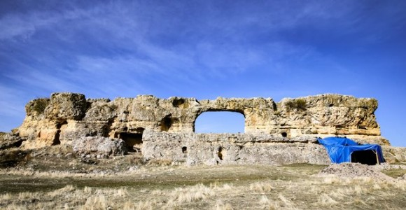 Ancient Assyrian castle, home of prophets, on way to UNESCO list