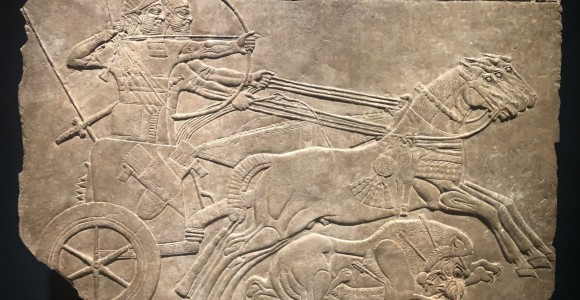 Anatolia to Babylonia: Assyrian art at Getty Villa