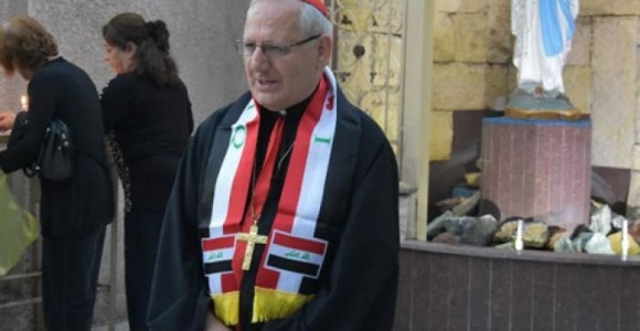Christians pray for peace in the Middle East, entrusted to the Holy Family