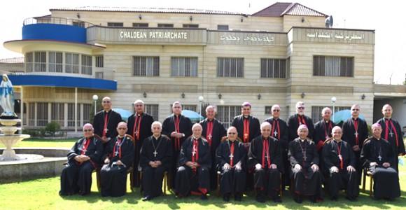 Patriarch Sako's Address of the 2021 Chaldean Synod
