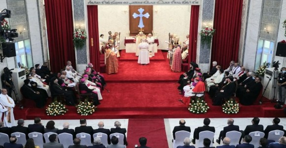 Assyrian Church of the East Patriarch praises religious freedom in Kurdistan